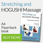 stretching massage book